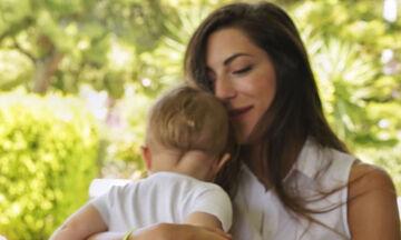 Φλορίντα Πετρουτσέλι: Το φωτογραφικό άλμπουμ των καλοκαιρινών της διακοπών με την κόρη της (pics)