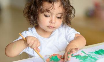 «Τα παιδιά ζωγραφίζουν στους τοίχους...»