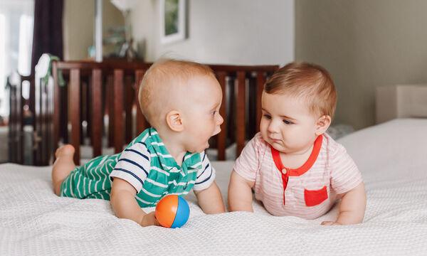 Επτά δραστηριότητες για την κοινωνικοποίηση του μωρού (pics)