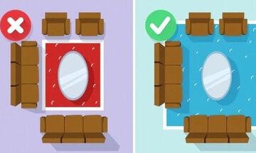 Aπλά tips διακόσμησης που θα κάνουν το σπίτι σας να φαίνεται πιο ζεστό και cozy (vid)