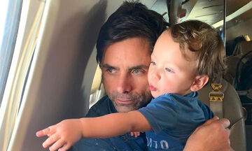 John Stamos: Ξετρελαμένος με τον γιο του και ιδού οι αποδείξεις  (pics)