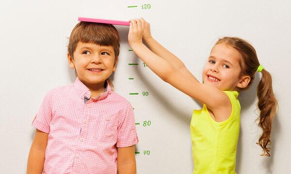 Eννέα τροφές που βοηθούν τα παιδιά να ψηλώσουν (pics)