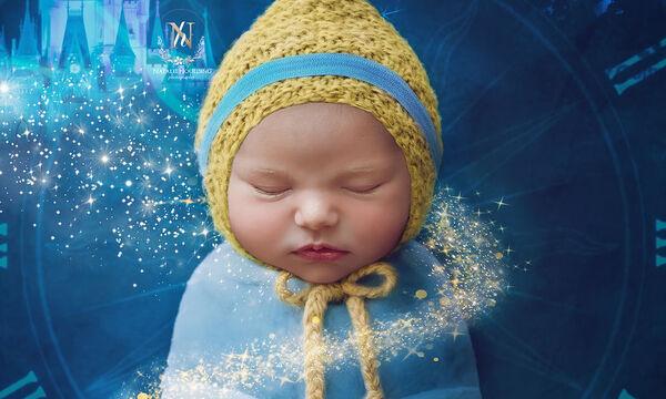 Νεογέννητα σε ρόλο υπερηρώων & πρωταγωνιστών παραμυθιών - Δείτε τις υπέροχες φώτο (pics)