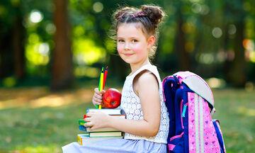 Διαλέγοντας τη σχολική τσάντα του παιδιού - Τι πρέπει να προσέξετε