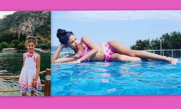 Elif: Το φωτογραφικό άλμπουμ από τις διακοπές της μικρής πρωταγωνίστριας που αξίζει να δεις!