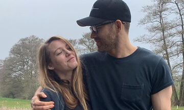 Ryan Reynolds: Ευχήθηκε χρόνια πολλά στην Blake Lively με τις χειρότερες φωτογραφίες της (pics)
