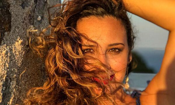 Κλέλια Πανταζή: Θεαματική βουτιά στον 6ο μήνα της εγκυμοσύνης της (pics)
