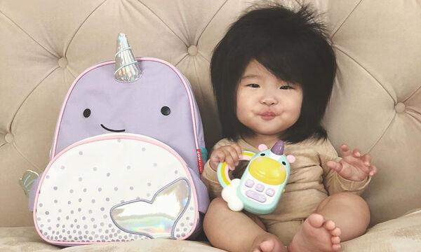 Οι φωτογραφίες της μικρούλας τρέλαναν το Instagram και ο λόγος είναι εμφανής (pics)