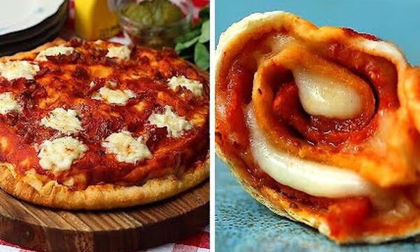 Δέκα συνταγές για πίτσα που πρέπει να δοκιμάσετε (vid)