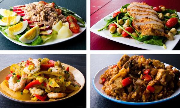 Πέντε πρωτεϊνικά γεύματα για να χάσετε βάρος (vid)