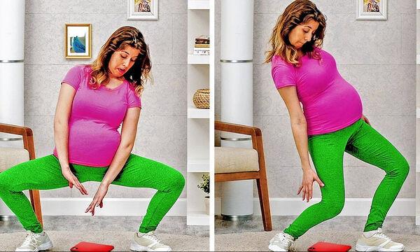 Η άλλη πλευρά της εγκυμοσύνης: Αστείες στιγμές με τις οποίες θα ταυτιστείτε (vid)