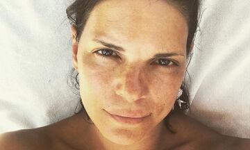 Μαρίνα Ασλάνογλου: Δείτε τη φωτογραφία του γιου της που δημοσίευσε από τις διακοπές τους (pics)