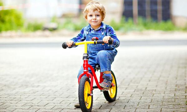 Μαθήματα ποδηλάτου για παιδιά και για ενήλικες