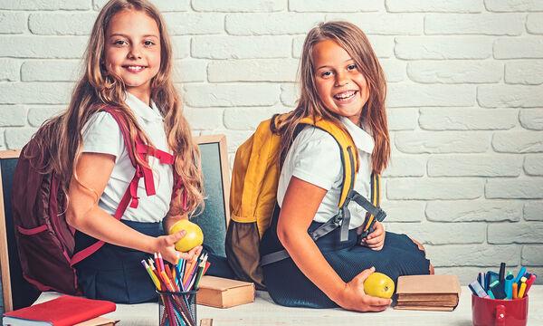 Φαγητό στο σχολείο: Τέσσερις ιδέες για σπιτικό κολατσιό (vid)