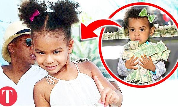 Η πολυτελής ζωή των παιδιών της Beyonce (vid)