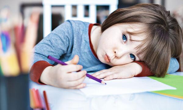 Πώς θα μάθει το παιδί σας να κρατά το μολύβι (pics)