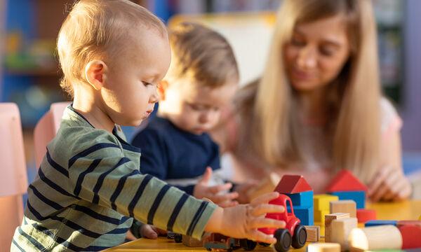 Προσαρμογή στον παιδικό σταθμό χωρίς προβλήματα