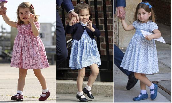 Σε αυτό το σχολείο θα πάει η πριγκίπισσα Charlotte (pics)