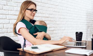 Γιατί πρέπει να δώσετε σε μια μαμά την ευκαιρία να δουλέψει