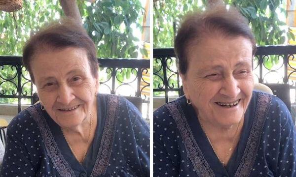 Δείτε για ποιο λόγο αυτή η γιαγιά έγινε viral (vid)