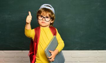 Επιστροφή στο σχολείο - Επτά βήματα για να προετοιμαστείτε κατάλληλα εσείς και το παιδί σας