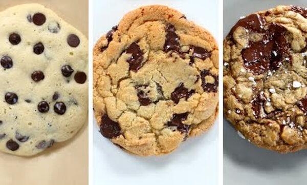 Σνακ στο σχολείο: Τρεις λαχταριστές συνταγές για σπιτικά cookies (vid)