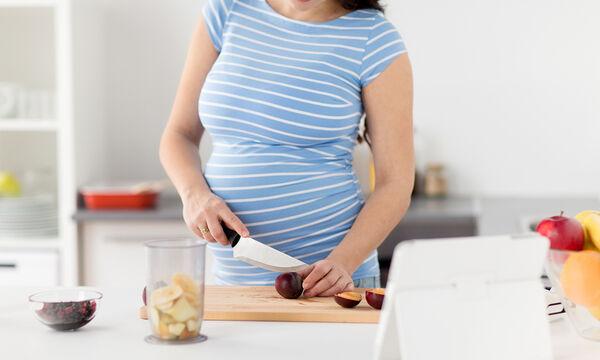 Δαμάσκηνα στην εγκυμοσύνη: 4 οφέλη που δεν γνωρίζατε