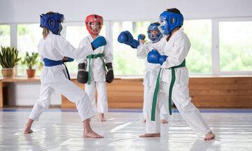 Πολεμικές τέχνες και παιδί: Τι προσφέρουν σε ένα παιδί
