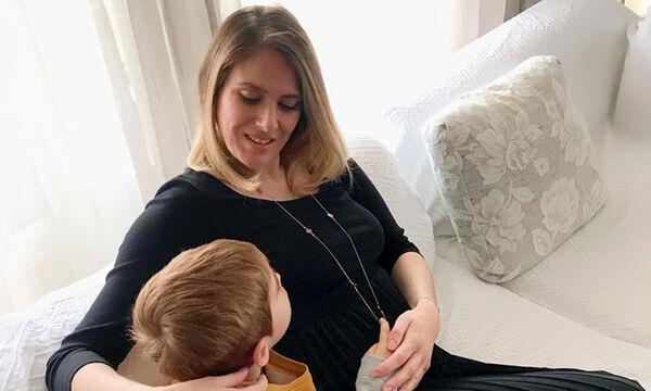'Αννα Ευθυμίου: Η βουλευτής της Ν.Δ. έγινε για δεύτερη φορά μαμά - Η φώτο και το μήνυμά της (pics)