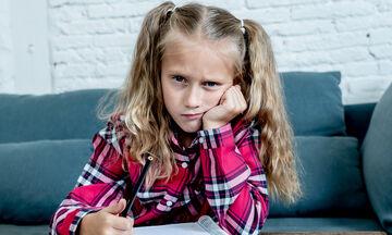 Γιατί τα παιδιά αγχώνονται με το σχολείο; Πέντε πιθανοί λόγοι