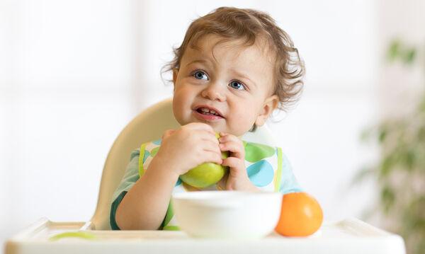 Νήπιο και διατροφή: Πώς το παιδί σας δεν θα γίνει επιλεκτικό με το φαγητό του;
