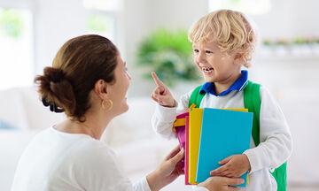 Επτά tips για ένα ανεξάρτητο και υπεύθυνο παιδί