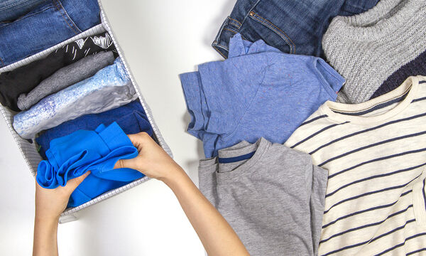 Λεκές από σκουριά στα ρούχα; Αυτό είναι το tip για να τον αφαιρέσετε (vid)
