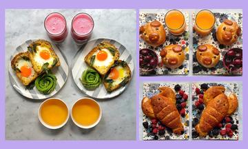 Αυτός ο chef μας δίνει τις πιο ευφάνταστες ιδέες πρωινού για αδερφάκια (pics)