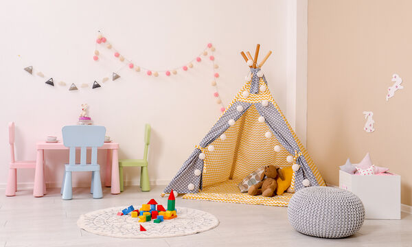 Παστέλ χρώματα στο παιδικό δωμάτιο; 40 προτάσεις διακόσμησης που θα λατρέψετε (vid)