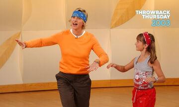 Ό,τι πιο αστείο θα δείτε-Αυτή η 10χρονη μαθαίνει στην Ellen DeGeneres να χορεύει (vid)
