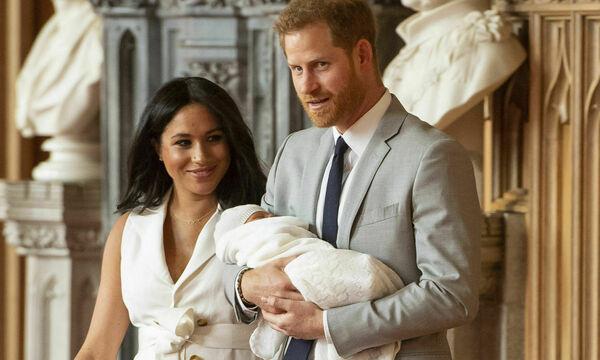 Archie Harrison: 9 αυστηροί κανόνες που πρέπει να ακολουθήσει ο γιος του βασιλικού ζεύγους (vid)