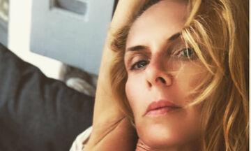 Εβελίνα Παπούλια: Δείτε την αλλαγή που έκανε στα μαλλιά της για τον νέο της ρόλο (pics)