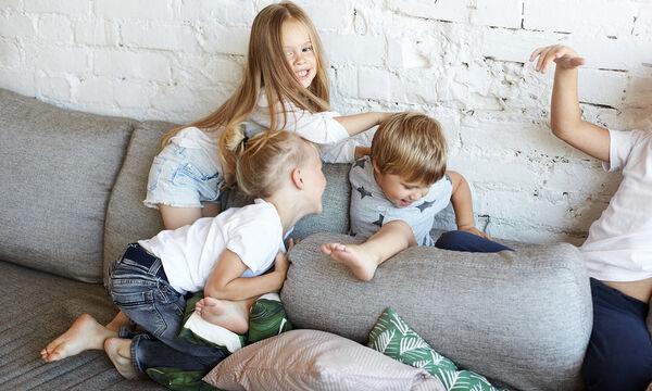 Πέντε συμβουλές για γονείς υπερδραστήριων παιδιών