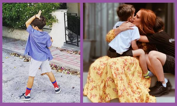 Αυτά είναι τα διάσημα πρωτάκια της ελληνικής showbiz (pics)