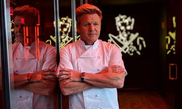 Gordon Ramsay: Τρομακτικός στην κουζίνα του - ένας τρυφερός μπαμπάς στο σπίτι (pics)