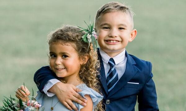 Οι γλυκιές φωτογραφίες αυτών των παιδιών έχουν γίνει viral - Μαντεύετε γιατί; (pics)