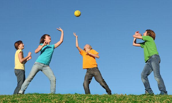 Αθλητικά Παιχνίδια στο Κέντρο Πολιτισμού Ίδρυμα Σταύρος Νιάρχος - Πρόγραμμα Σεπτεμβρίου 2019