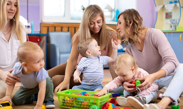 Λόγος και ομιλία σε ένα παιδί 2,6 έως 3 χρόνων: Τι να κάνω για να το βοηθήσω;