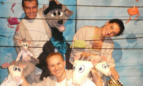 """Θέατρο Κούκλας της Ιρίνα Μπόικο """"White Puppet"""" - Ξεκινά η νέα θεατρική σεζόν"""