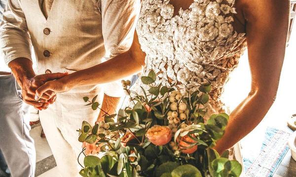 Ελληνίδα έγκυος μαμά μας δείχνει φώτο του γάμου της που δεν έχουμε δει ξανά (pics)