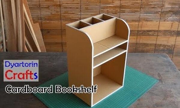 Αυτήν τη βιβλιοθήκη για το παιδικό δωμάτιο μπορείτε να τη φτιάξετε και μόνη σας (vid)