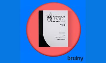Το Brainy.gr κατέκτησε το βραβείο Silver Award 2019