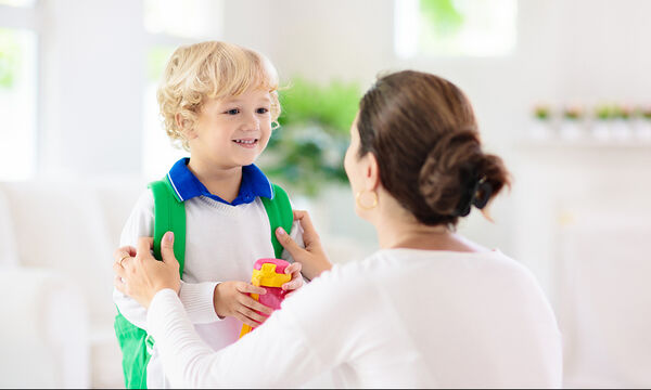 Πώς θα ενισχύσουμε το αίσθημα αυτοεκτίμησης στο παιδί μας;