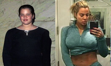 Khloé Kardashian: Οι τρομερές αλλαγές στην εμφάνισή της από όταν ήταν παιδί μέχρι σήμερα (vid+pics)